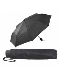 Fekete összecsukható esernyő