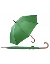 Zöld  automata esernyő