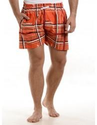 Narancssárga Férfi short