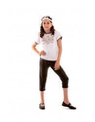 Gyerek Póló - Fehér Lány