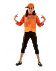 Gyerek Póló Narancs- Lány