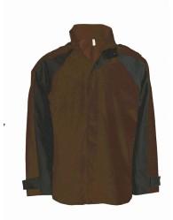 Barna vízhatlan dzseki