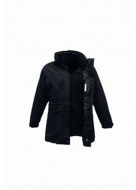 Női dzseki fekete
