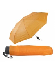 Narancssárga összecsukható esernyő
