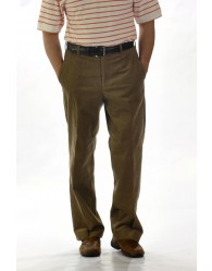 Férfi drapp kordbársony nadrág