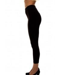 Fekete Vastag Leggings