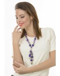 Kék Női nyaklánc