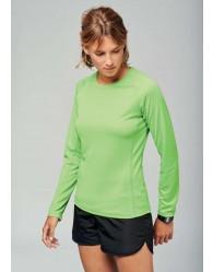 Hosszú ujjú sport póló