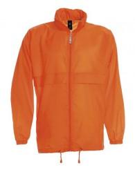 B&C Széldzseki narancssárga