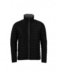 Férfi vékony dzseki fekete színű
