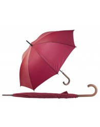 Piros  automata esernyő